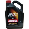 Motul Моторное масло 8100 X-clean 5W40 C3 5л