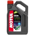 Motul Моторное масло SnowPower 2T FL Technosynt 4 л