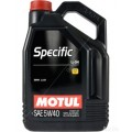Motul Моторное масло Specific BMW LL-04 SAE 5W40 5л