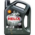 SHELL Helix Ultra ECT 5W30 синт. мот.масло 4л