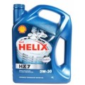 SHELL Масло моторное Helix HX7 5W30 п/с (4л)