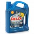 SHELL Масло моторное Helix HX7 5w40 (4л) (ПолуСинтетика)