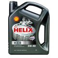 SHELL Масло моторное Helix HX8 5w40, 4 литра