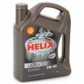 SHELL Масло моторное Helix Ultra 0w40 (4л) (Синтетика)