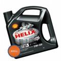 SHELL Масло моторное Helix Ultra ECT 5w30 (4л) (Синтетика) BMW-LL-04, VW 504.00/507.00