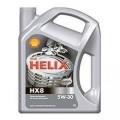 Shell Моторное масло Helix HX8 5W30 4л
