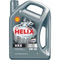 Shell Моторное масло Helix HX8 5W40 4л