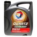 Масло моторное синтетическое, TOTAL-5W30-4L TOT-FUT-5W30-4L