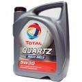 Синтетическое моторное масло Total Quartz Ineo MC3 5W30 (5л) TOT-5W30INEOMC3-5L