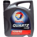 TOTAL Масло моторное QUARTZ 7000 10w40, 4 литра