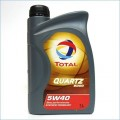 TOTAL Масло моторное QUARTZ 9000 5w40, 1 литр