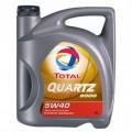Total Масло моторное Синтетика QUARTZ 9000 5w40 (4л) A3/B4 SL/CF