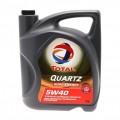 Total Масло моторное Синтетика QUARTZ 9000 ENERGY 5w40 (5л) SM/CF, ACEA A3/B4