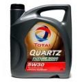 Total Моторное масло 5W30 Quartz Future NFC 9000 4л