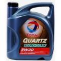 TOTAL Моторное масло QUARTZ 9000 FUT.NFC 5W30 5L