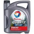 TOTAL Quartz Ineo ECS 5w30 синтетическое 4 литра