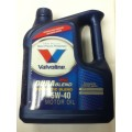 Valvoline Моторное масло DuraBlend MXL 5W40 4л