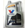 Valvoline Моторное масло SynPower FE 5W30 5л