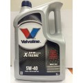 Valvoline Моторное масло SynPower XTREME MST C3 5W40 5л