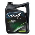 Wolf Моторное масло Ecotech 0W20 FE 4л