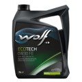 Wolf Моторное масло Ecotech 0W30 FE 5л