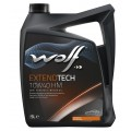 Wolf Моторное масло Extendtech 5W40 HM 5л