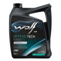 Wolf Моторное масло Officialtech 5W30 С1 1л