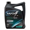 Wolf Моторное масло Officialtech 5W30 С1 4л