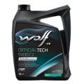 Wolf Моторное масло Officialtech 5W30 С2 4л