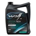 Wolf Моторное масло Officialtech 5W30 С4 4л