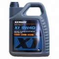 Синтетическое моторное масло с эстерами X1 5w40 Ester Hybrid. XNM-X1-5W40-1L