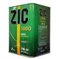 ZIC 5000 10w40 полусинтетическое 4 литра