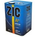 ZIC А 10W40 SM масло мот.полусинт. 4 л