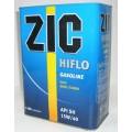 ZIC Hiflo 15w40 минеральное 4 литра