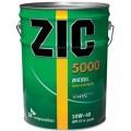 ZIC Масло моторное 5000 10w40 CI-4 (20л) диз. ПолуСинтетика