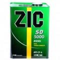 ZIC Масло моторное SD 5000 Gold 15w40 (6л) диз Минеральное
