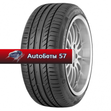 Continental ContiSportContact 5 SUV 275/40R20 106W XL  *